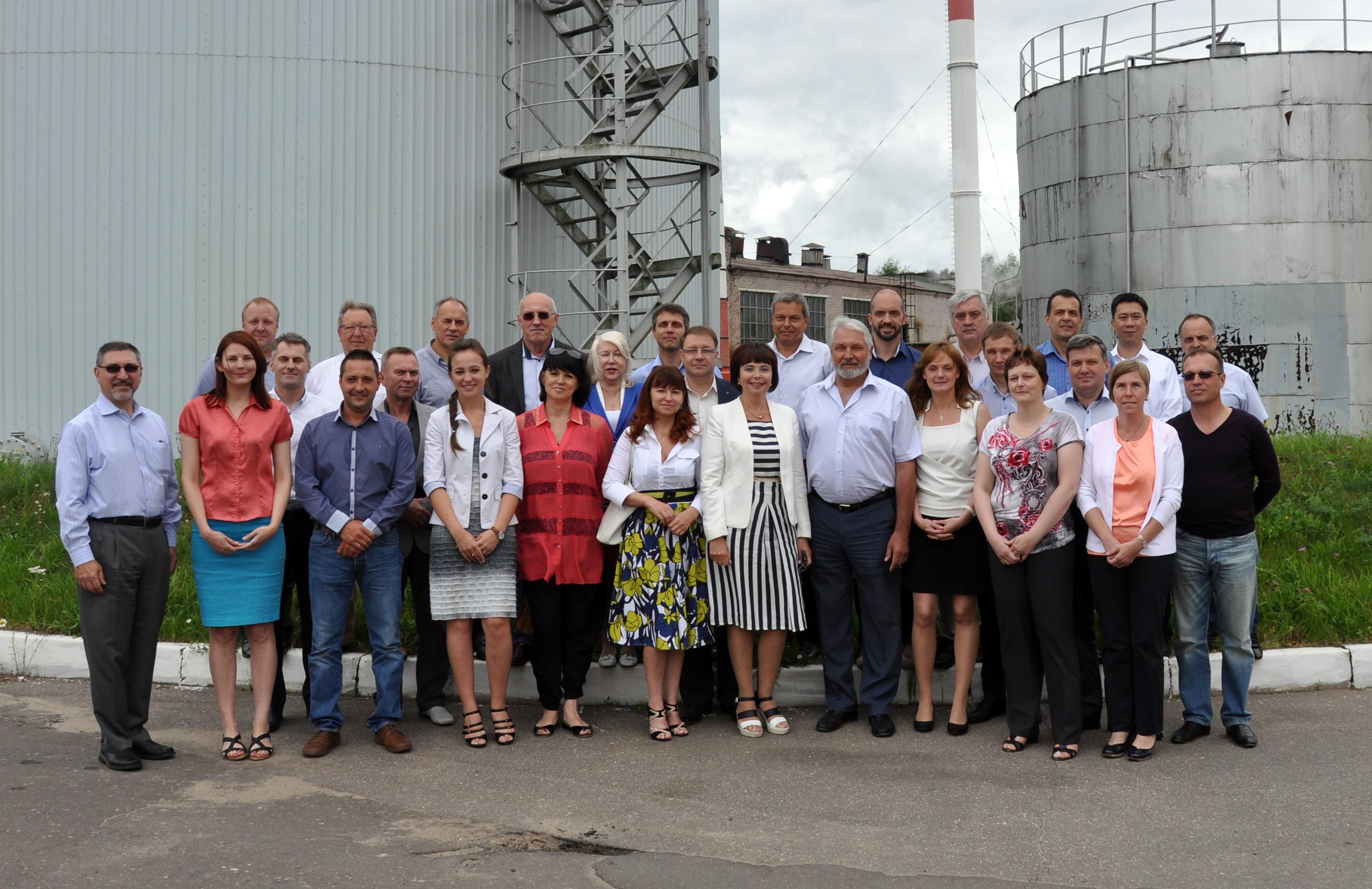 Совет директоров промышленной группы компаний «Элсим»