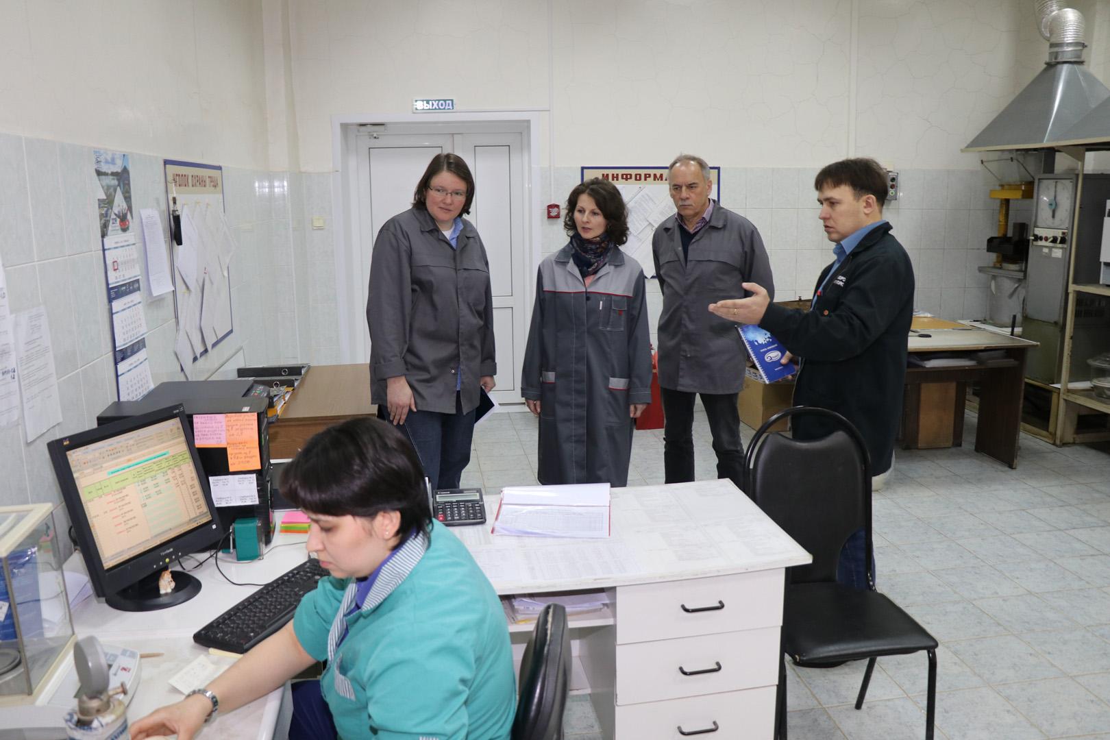 Производственная площадка в Атепцево с успехом прошла аудит Siemens AG